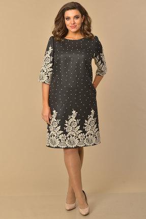 Платье Lady Style Classic 1030/4 черный