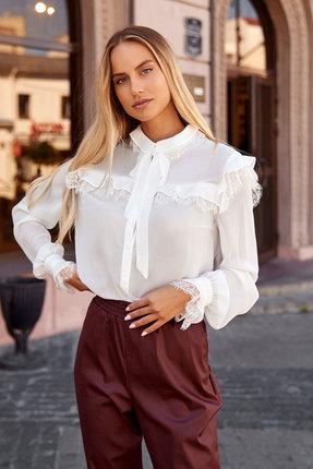 Блузка Vesnaletto 2425 белый