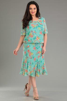 Платье FoxyFox 1705 мята
