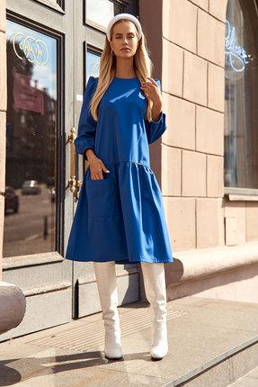 Платье Vesnaletto 2444 синий