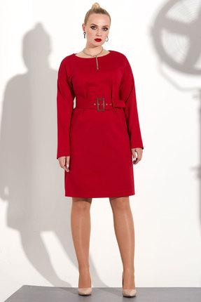 Платье Golden Valley 4697 красный