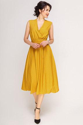 Платье SWALLOW 179 желтый