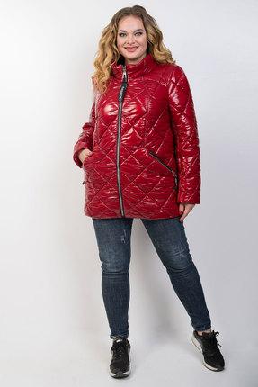 Куртка TricoTex Style 3320 красный