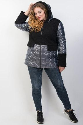 Куртка TricoTex Style 3220 серебро с черным