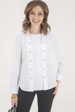 Рубашка Elletto 3415 белый