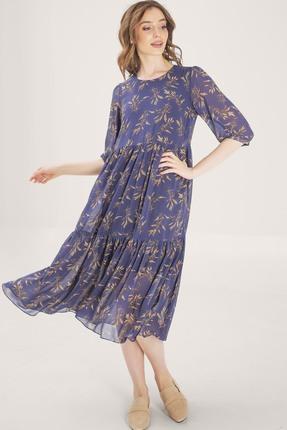 Платье Elletto 1794 синий