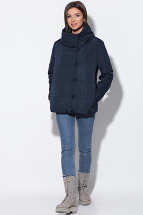 Куртка LeNata 11042 темно-синий