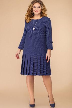 Платье Svetlana Style 1429 горохи