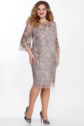 Платье LaKona 969а капучино