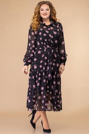 Платье Svetlana Style 1375 черный