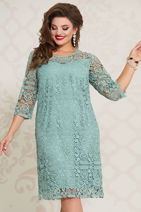Платье Vittoria Queen 10773/1 мятный