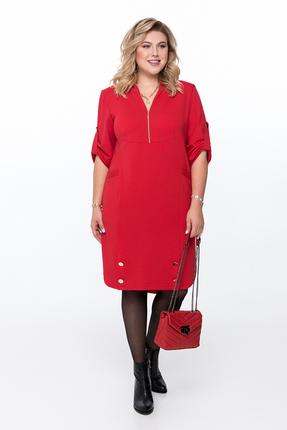 Платье Pretty 473 красный