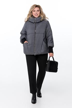 Куртка Pretty 954 серый