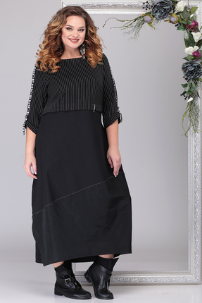Платье Michel Chic 2023 черный
