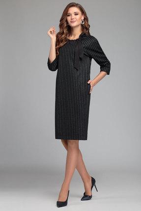 Платье Gizart 7373 черный