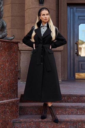 Пальто Vesnaletto 2469 черный
