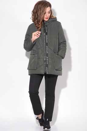 Куртка LeNata 11144 серый