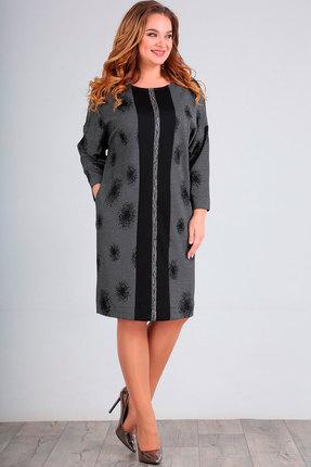 Платье Jurimex 2371 серые тона