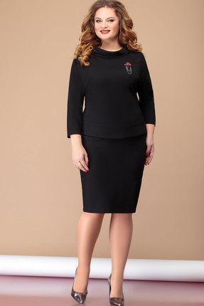 Комплект юбочный Nadin-N 1461.4 чёрный