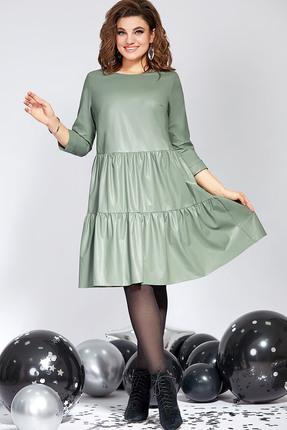 Платье Милора-Стиль 822 мята