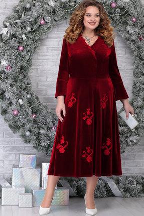 Платье Ninele 2275 красный