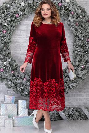 Платье Ninele 5811 красный