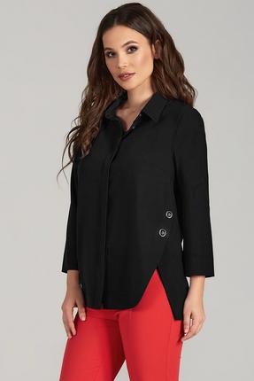 Блузка Teffi style 1504 черный