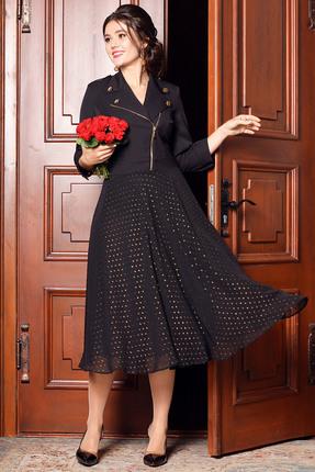 Платье Мода-Юрс 2622 черный