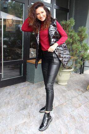 Комплект брючный Juliet Style D184-1 черный