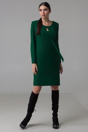 Платье FoxyFox 221 зеленый