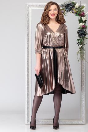 Платье Michel Chic 2029 золотой