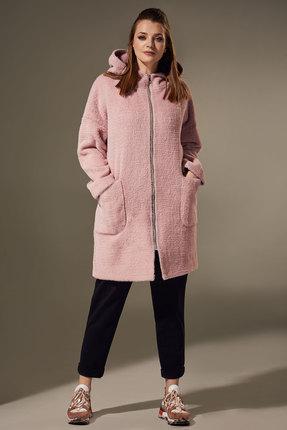 Кардиган Andrea Style 00305 розовый