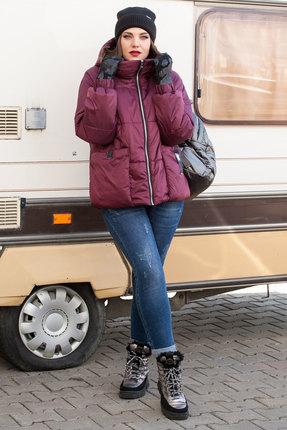Куртка Lady Secret 6299 бордовый