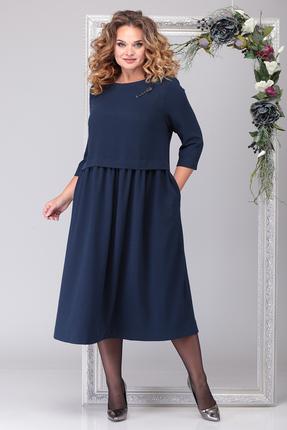 Платье Michel Chic 2031 синий