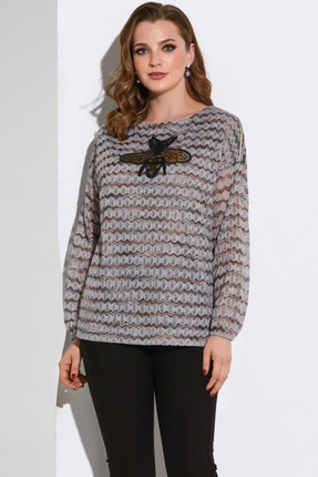 Блузка Lissana 4169 серый