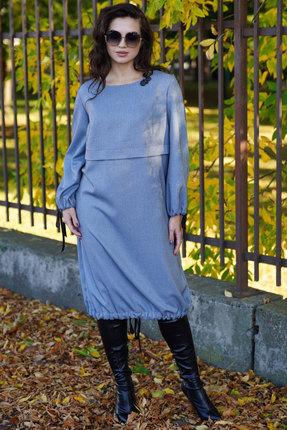 Платье ЛЮШе 2479 серый