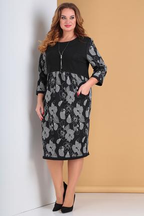 Платье Moda-Versal 1971 черный