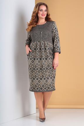 Платье Moda-Versal 1971 золотой