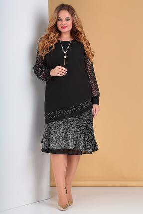 Платье Moda-Versal 2211 черный