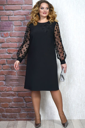 Платье Alani 1284 черный