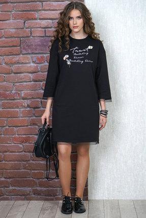 Платье Alani 1269 черный