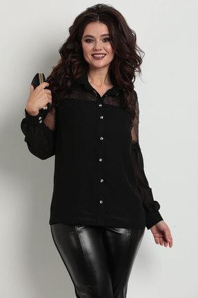 Блузка Solomeya Lux 742 черный