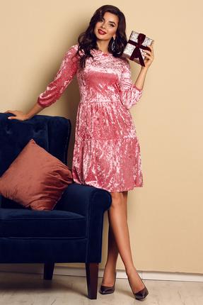 Платье Мода-Юрс 2456 светло-розовый