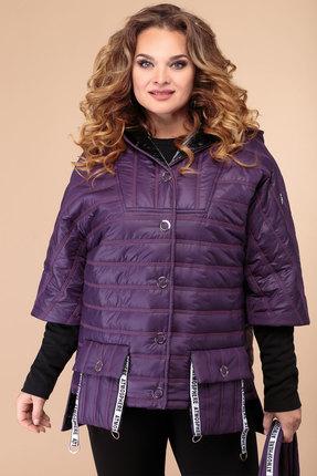 Куртка Svetlana Style 1483 фиолетовый