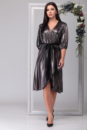 Платье Michel Chic 2029 серые тона
