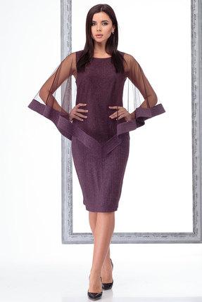 Платье Angelina & Co 465 фиолетовый