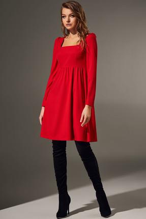 Платье Andrea Fashion AF-62 красный