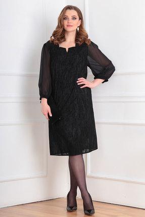 Платье Viola Style 0946 черный