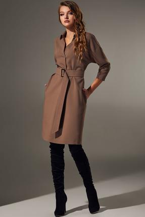Платье Andrea Fashion AF-71 какао