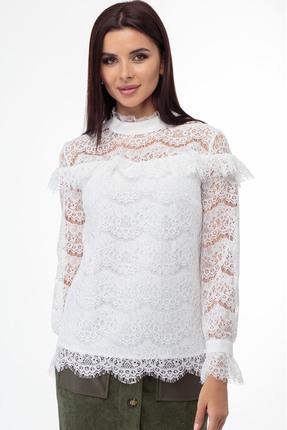 Блузка Anelli 933 белый